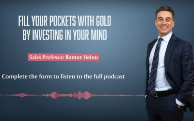 Fill Your Pockets with Gold by Investing in Your Mind