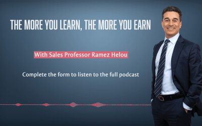 The More Sales Skills You Learn, The More You'll Earn